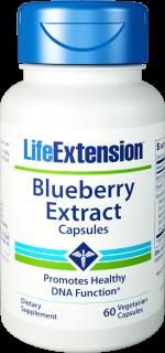 Blueberry Extract Capsules