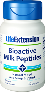 Bioactive Milk Peptides
