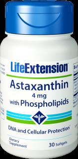 Astaxanthin with Phospholipids