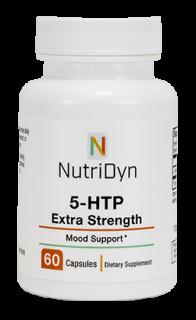 5-HTP Extra Strength - 60 Capsules