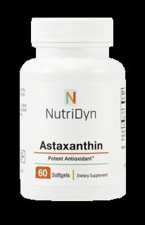 Astaxanthin - 60 Softgels