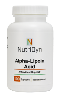Alpha Lipoic Acid - 100 Capsules