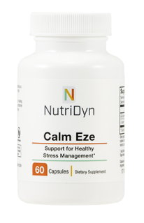 Calm Eze - 60 Vegetable Capsules